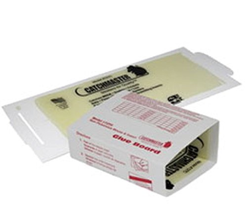 'Catchmaster 72MB 'Peanut Butter Scent Mouse / Insect Glue Boards (pack of 72)