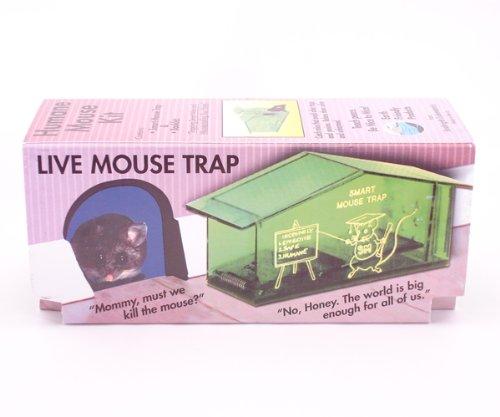 Smart Mouse Trap - Humane Mouse Trap