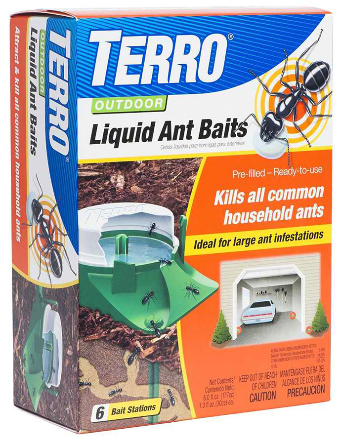 Terro 1806 Outdoor Liquid Ant Baits