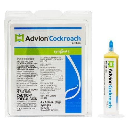 Advion Syngenta Cockroach Gel Bait